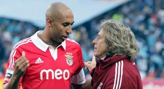 Jorge Jesus retorna ao Benfica
