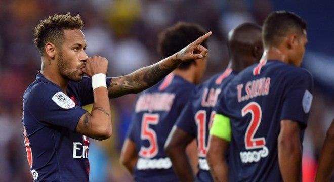 2773a81910 Jornal inglês aponta clubes preferidos de Neymar na Premier League ...