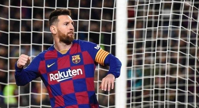 Messi deve seguir no Barcelona até fim do contrato em 2021