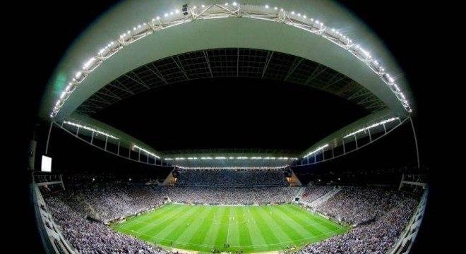 Arena Corinthians receberá o Majestoso em novembro