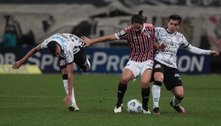 Clássico entre São Paulo e Corinthians será em uma segunda