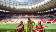 Flamengo acerta as renovações de Diego, Filipe Luís e Diego Alves