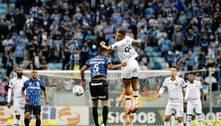 Em reencontro com a torcida, Grêmio perde para o Sport em casa