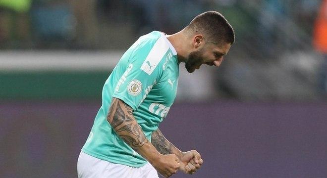 Zé Rafael fez o gol que decidiu jogo contra o Ceará