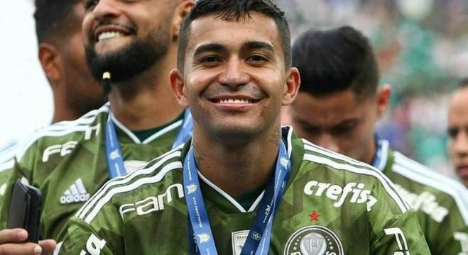 Dudu termina ano com 14 gols e 19 assistências em 66 partidas disputadas na temporada