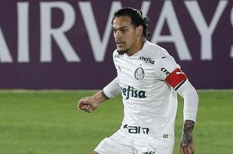 Gómez atuou em 40 dos 51 jogos do Verdão em 2020