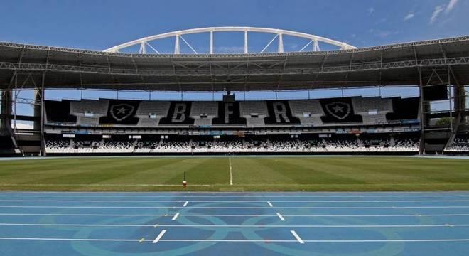 Botafogo se reapresentará para 2019 no Engenhão