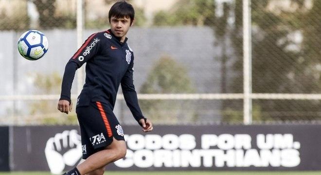 Romero tem contrato com o Corinthians até julho de 2019