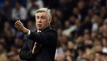 Ancelotti sobre duelo entre Milan e Juventus: 'Não será decisivo'