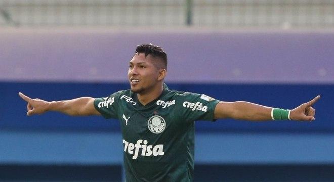 Rony é o jogador que mais participou de gols na atual Libertadores