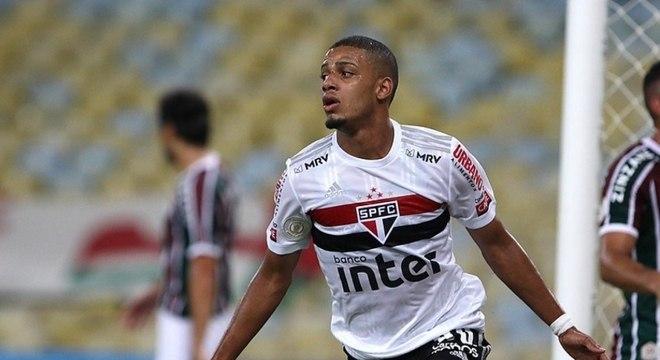 Brenner fez 22 gols na atual temporada pelo São Paulo