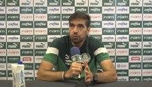 Abel Ferreira sobre a covid-19: 'É um adversário que não tem dó'