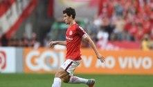 'Temos medo de jogar', diz Dourado após derrota do Inter no Gre-Nal