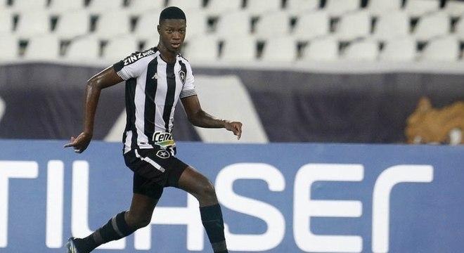Babi pode ter feito despedida com o Botafogo no empate com a Portuguesa