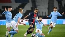Internautas 'matam' Neymar após eliminação para Manchester City na Liga dos Campeões