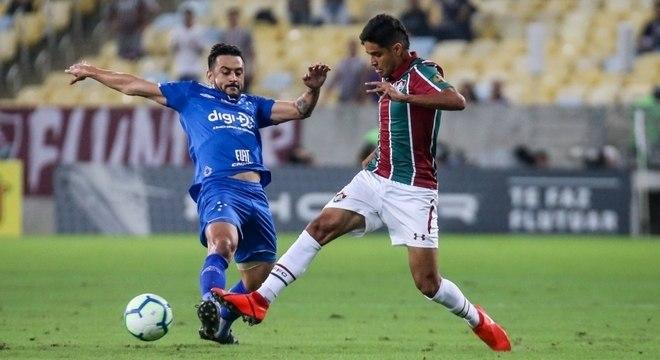 Robinho é um dos destaques do Cruzeiro na temporada