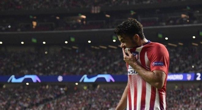 Diego Costa não vai preso e vai pagar multa de R$ 204 mil