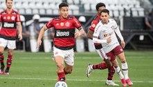 André faz no fim e Fluminense vence o Flamengo em clássico