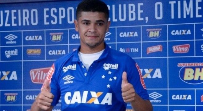 Denílson, volante contratado em 2016 pode levar o clube à Série C do Brasileiro