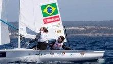 Vela: Fernanda Oliveira e Ana Barbachan ficam fora do pódio