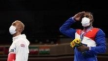 Britânico se desculpa por guardar medalha: 'Me senti um fracassado'