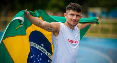 Petrúcio Ferreira comemora nova conquista
