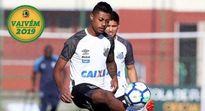 ca5028cc75666 Flamengo avança com Santos e se aproxima de Bruno Henrique - Lance ...