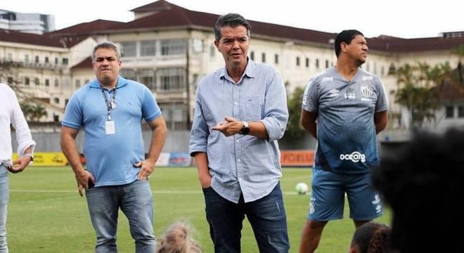 Felipe Ximenes se incomodou com a postura adotada pela entidade