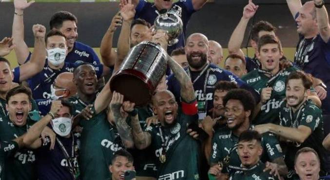 Palmeiras conseguiu mais de 350 mil novos seguidores após conquista da América