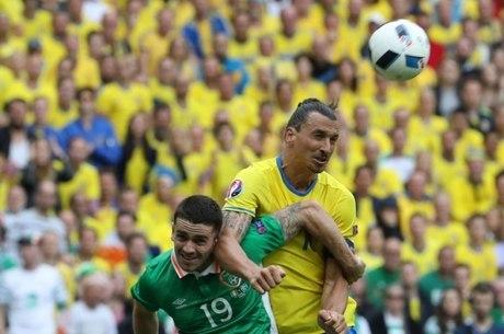 Ibrahimovic está aposentado da seleção sueca