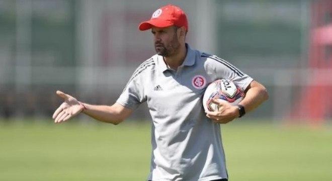 Ramírez atravessa primeira seca de gols no comando do Internacional
