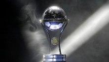 Corinthians será cabeça de chave no sorteio da Sul-Americana