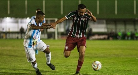Meio-campo Nenê é uma das esperanças do Fluminense