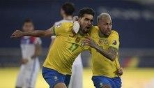 Brasil x Peru: veja os prováveis times para semis da Copa América