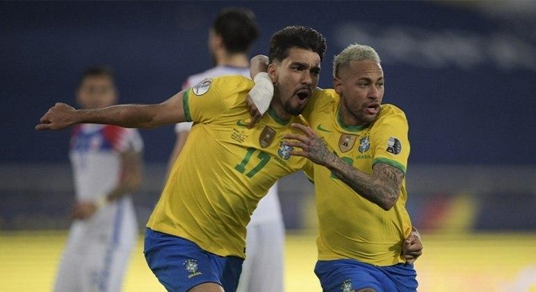 Brasil encara a seleção do Peru nesta segunda-feira (5), pela semifinal da Copa América