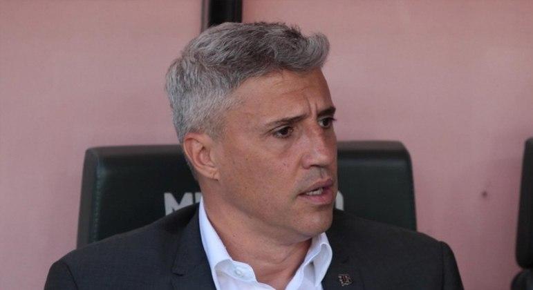 Recuperado da covid-19, Hernán Crespo completa 46 anos; técnico vive crise com o São Paulo