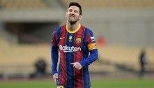 Barcelona e Messi se distanciam de renovação contratual, dizem jornais