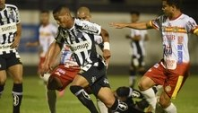 Santos perde para a Juazeirense, mas avança na Copa do Brasil