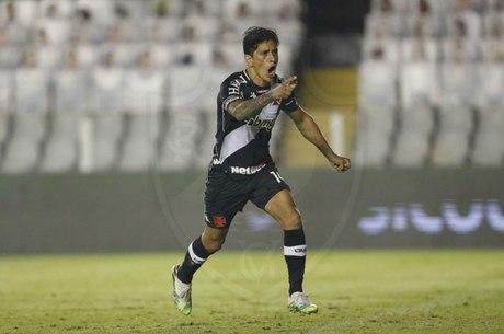 Cano tem 4 gols no Campeonato Brasileiro