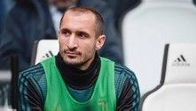 Chiellini condena atos racistas contra jogadores do Napoli: 'Tive vergonha'
