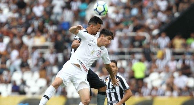 Corinthians sofreu sua 13ª derrota no Brasileirão