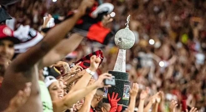 Flamengo disputará uma final de Libertadores depois de 38 anos