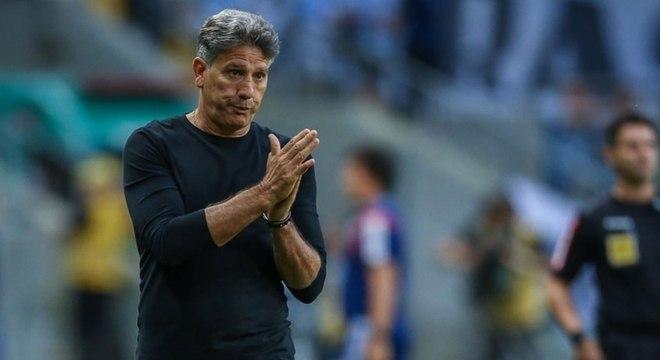 Treinador esteve nas últimas três semifinais da Libertadores com o Grêmio