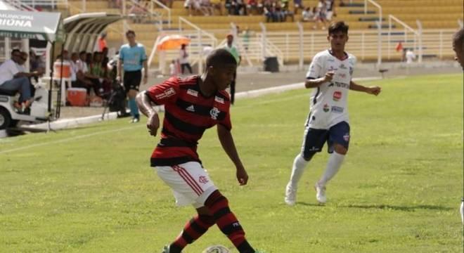 Atual campeão, o Flamengo perdeu para o Trindade na Copinha 2019