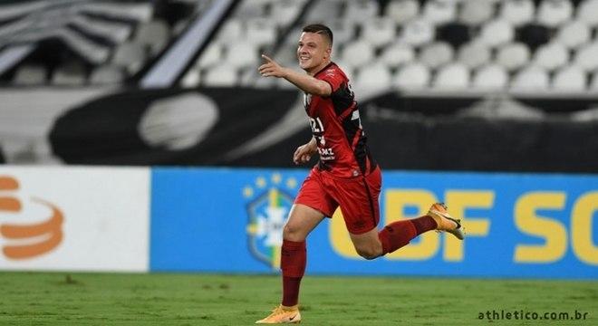 Athletico-PR ainda busca uma vaga na próxima Libertadores