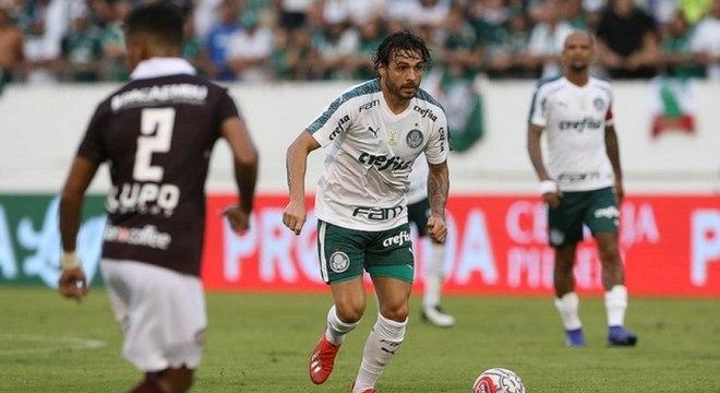 Ferroviária e Palmeiras empataram sem gols no Paulistão do ano passado