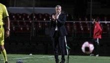 Crespo elogia São Paulo em goleada sobre o Santos: 'Temos identidade'