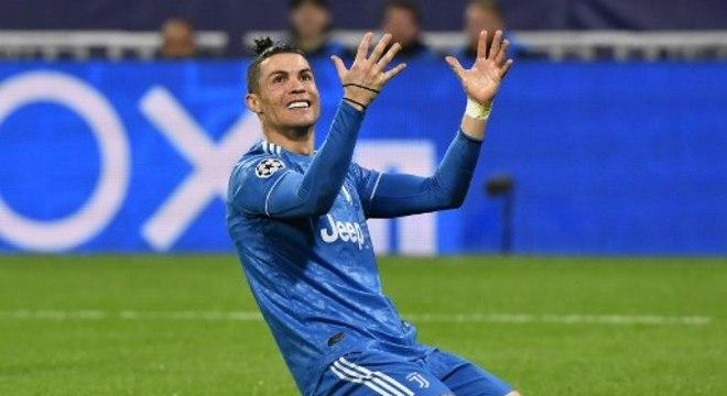 Juventus pode ter de vender Cristiano Ronaldo para não estourar contar