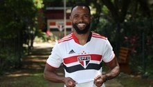William é regularizado no BID e já pode estrear pelo São Paulo