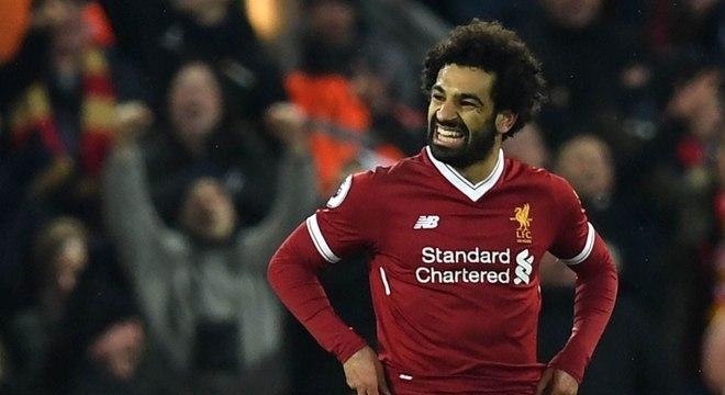 Liverpool quer renovar com Salah